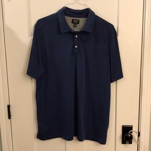 Blue XL Nordstrom polo shirt